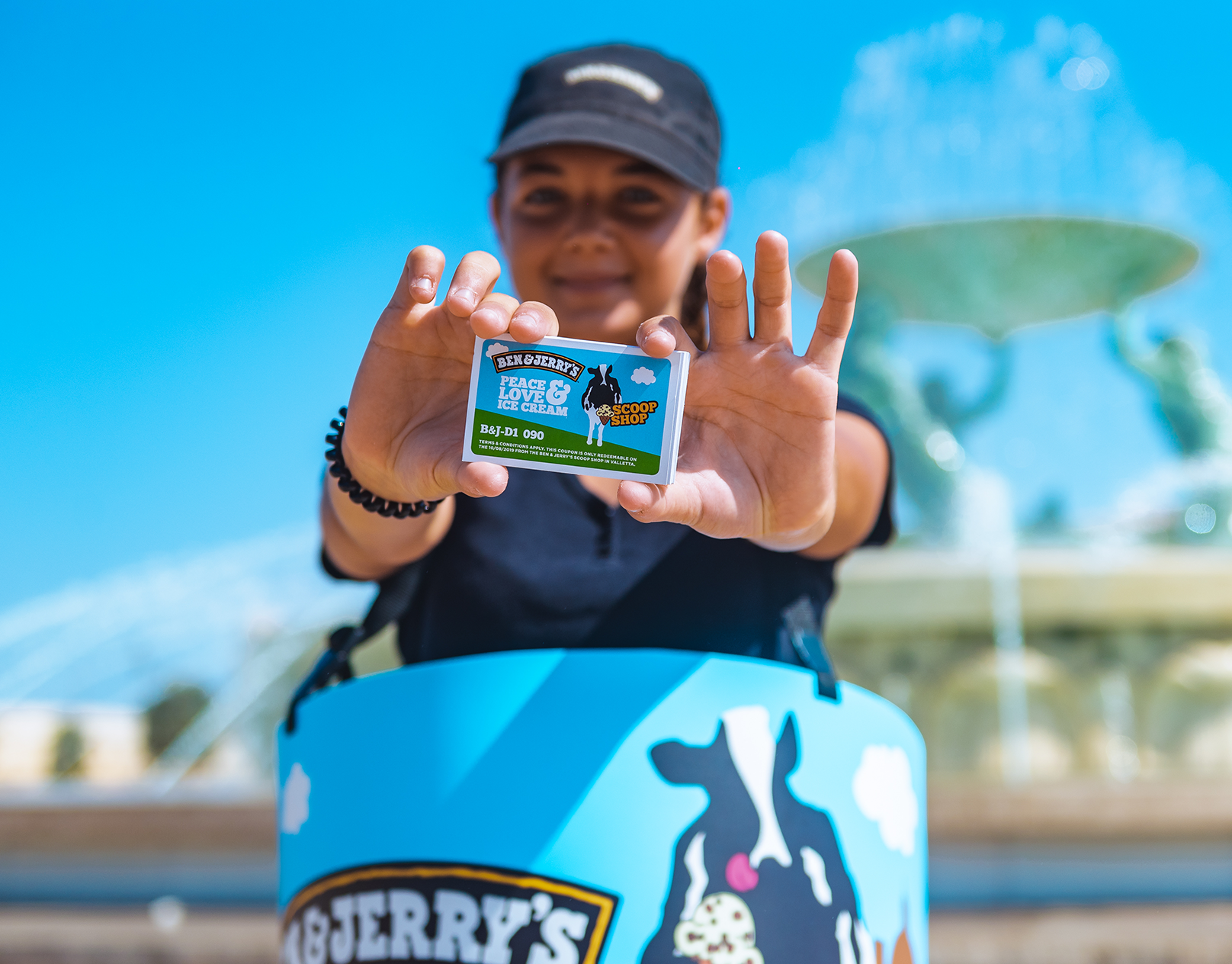 Ben & Jerry's – Spreading the Joy in Malta image