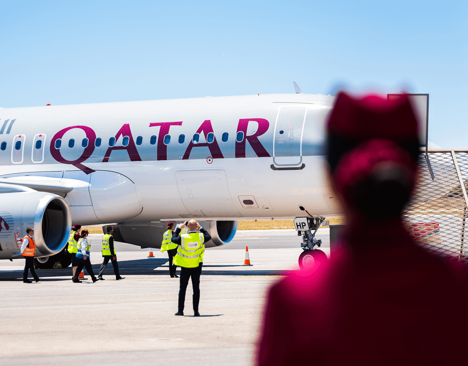 Qatar Airways - Welcoming the World's Best Airline image